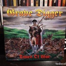 CDs de Música: GRAVE DIGGER - TUNES OF WAR. Lote 96210119