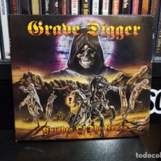 CDs de Música: GRAVE DIGGER - KNIGHTS OF THE CROSS. Lote 96210183