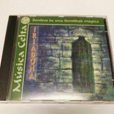 CDs de Música: IRIADONA - MÚSICA CELTA - SONIDOS DE UNA IDENTIDAD MÁGICA - NUEVO. Lote 96214879