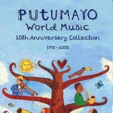 CDs de Música: PUTUMAYO WORLD MUSIC 1993-2001. Lote 96251031