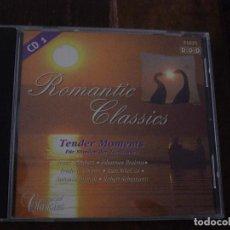 CDs de Música: ROMANTIC CLASSICS. TENDER MOMENTS. CD 1. EDICION ALEMANA. Lote 96285611