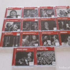 CDs de Música: VV. AA. NUEVO FLAMENCO. LOTE DE VEINTIOCHO CD-ROM. RMT82564. . Lote 96307195