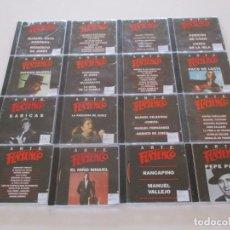 CDs de Música: VV. AA. ARTE FLAMENCO. LOTE DE CUARENTA Y NUEVE CD-ROM. RMT82565. . Lote 162099276