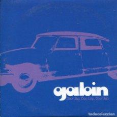 CD de Música: GABIN / DOO UAP, DOO UAP..5 VERSIONES (CD SINGLE CARTON PROMO 2002) . Lote 96322339