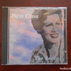 CDs de Música: CD PATSY CLINE - THE BEST OF (2X). Lote 96333111