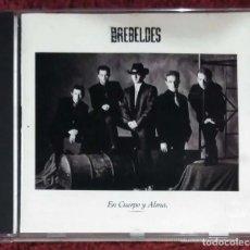 CDs de Música: LOS REBELDES (EN CUERPO Y ALMA) CD 1990. Lote 96337879