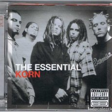 CDs de Música: KORN - THE ESSENTIAL KORN (2 CDS). Lote 96386871