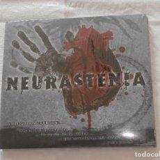 CDs de Música: NEURASTENIA CD TE LO PELO....SUCUMBIR,,,(2009) NUEVO A ESTRENAR -PRECINTADO - DESCATALOGADO. Lote 96414147