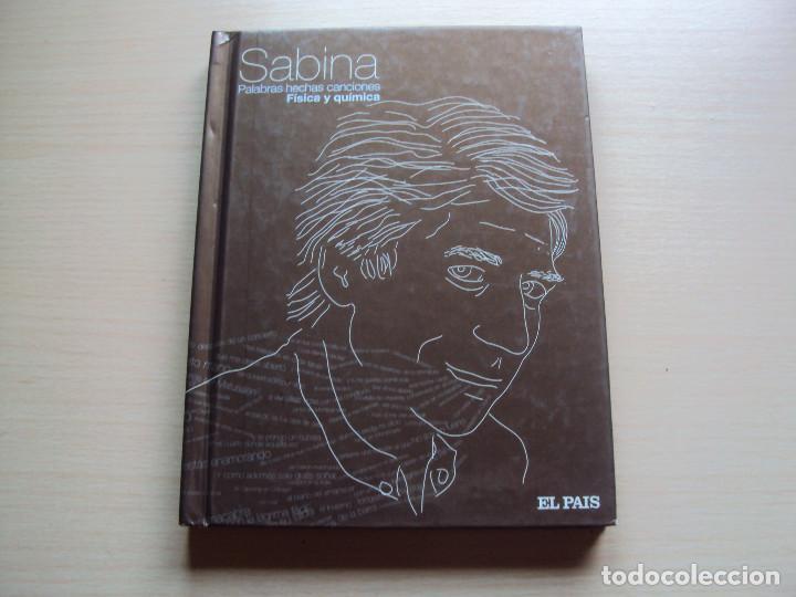 JOAQUIN SABINA LIBRO Y CD (Música - CD's Otros Estilos)