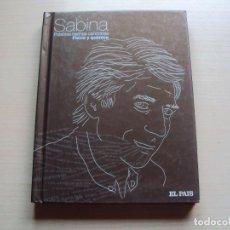 CDs de Música: JOAQUIN SABINA LIBRO Y CD. Lote 96430723