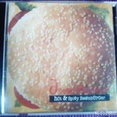 CDs de Música: DREAD ZEPPELIN CD 1993 HOT & SPICY - REGGAE ROCK - TORTELVIS LED ZEPPELIN RARO . Lote 96444659