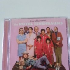 CDs de Música: THE ROYAL TENENBAUMS ( 2001 HOLLYWOOD RECORDS) NICO PAUL SIMON CLASH RAMONES VELVET UNDERGROUND . Lote 96454379