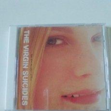 CDs de Música: THE VIRGIN SUICIDES ( 2000 EMPEROR NORTON RECORDS) HEART AL GREEN AIR STYX HOLLIES TODD RUNDGREN. Lote 96455111
