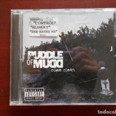 CDs de Música: CD PUDDLE OF MUD - COME CLEAN (3A). Lote 96456575