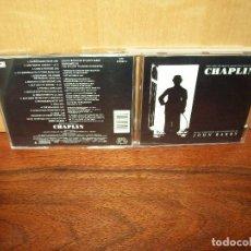 CDs de Música: CHAPLIN -MUSICA DE JOHN BARRY - CD BSO . Lote 96457343