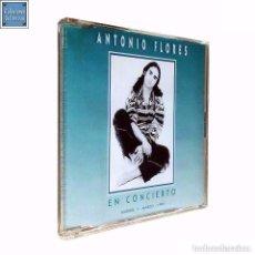 CDs de Música: ANTONIO FLORES EN CONCIERTO / CD / RCA BMG 1995. Lote 96483987