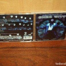 CDs de Música: DARK CITY - CD BSO BANDA SONORA ORIGINAL. Lote 96489183