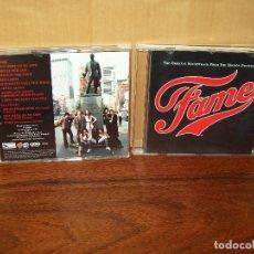 CDs de Música: FAME - CD BSO BANDA SONORA ORIGINAL. Lote 96507671