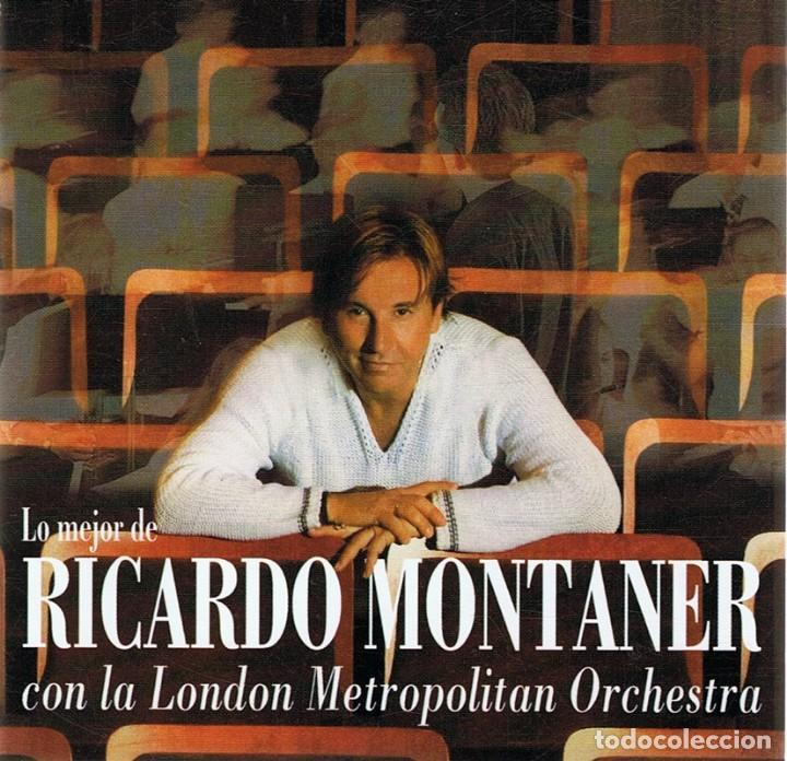 CD LO MEJOR DE RICARDO MONTANER ( CD + DVD) (Música - CD's Latina)