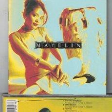 CDs de Música: MAYELIN - MISMO TITULO (CD SPAIN, DISCOS MANZANA 1998). Lote 96578107