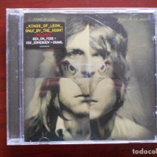 CDs de Música: CD KINGS OF LEON - ONLY BY THE NIGHT (3A). Lote 96582543