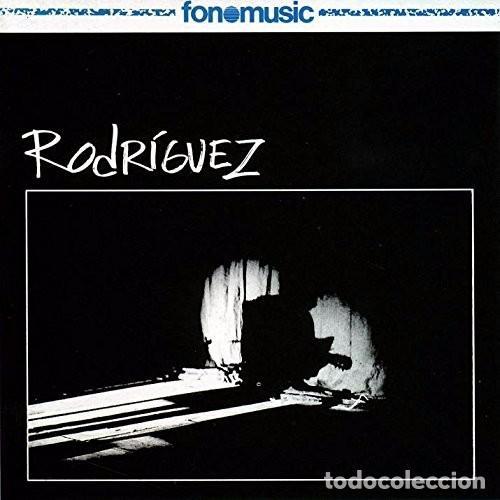 SILVIO RODRIGUEZ - RODRIGUEZ - CD FONOMUSIC (Música - CD's Latina)