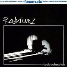 CDs de Música: SILVIO RODRIGUEZ - RODRIGUEZ - CD FONOMUSIC. Lote 96585251