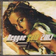 CDs de Música: REGGAE GOLD 2003 - VARIOUS ARTISTS / DOBLE CD DE 2003 RF-1286. Lote 96600927