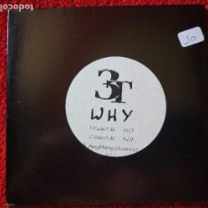 CDs de Música: 3T FEATURING MICHAEL JACKSON+ WHY + PROMOCIONAL. Lote 96597703