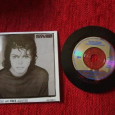 CDs de Música: MICHAEL JACKSON +MEN IN THE MIRROR +3-INCH SINGLE WITH FREE ADAPTER. Lote 96597931