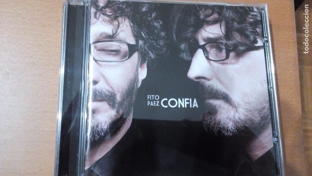 FITO PAEZ CONFIA CD (Música - CD's Rock)