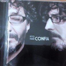 CDs de Música: FITO PAEZ CONFIA CD. Lote 96635683