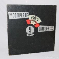 CDs de Música: BOX SET THE COMPLETE STAX SINGLES 1959-1968 - 9 VOLUME -9 CD. Lote 96640819