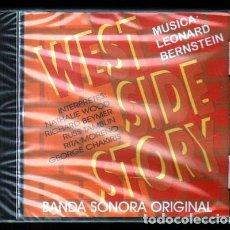 CDs de Música: WEST SIDE STORY. - LEONARD BERNSTEIN. - CD-JAZZ-314.. Lote 96657495