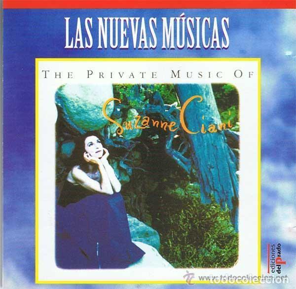 ZUZANNE CIANI THE PRIVATE MUSIC OF LAS NUEVAS MUSICAS CD NUEVO (Música - CD's New age)