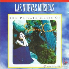 CDs de Música: ZUZANNE CIANI THE PRIVATE MUSIC OF LAS NUEVAS MUSICAS CD NUEVO. Lote 134782222
