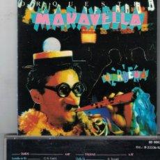 CDs de Musique: ORQUESTA MARAVELLA - VERBENA (CD SPAIN, PICAP RECORDS 1992). Lote 96662967