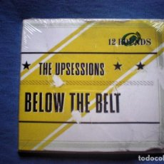 CDs de Música: CD THE UPSESSIONS 2011 BELOW THE BELT GROVER RECORDS PRECINTADO. Lote 96674091