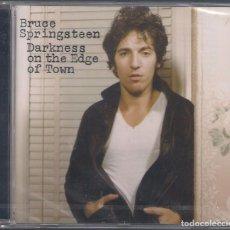 CDs de Música: BRUCE SPRINGSTEEN. DARKNESS ON THE EDGE OF TOWN - CD REDICIÓN 2003 COLUMBIA. PRECINTADO. Lote 96719563