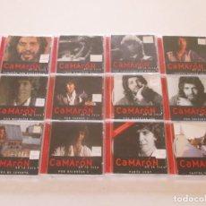 CDs de Música: CAMARÓN DE LA ISLA. LOTE DE VEINTIDOS CD. RMT82680.. Lote 206925662