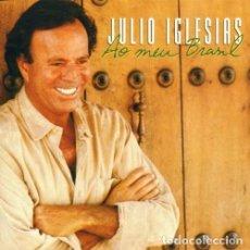 CDs de Música: JULIO IGLESIAS - AO MEU BRASIL - CD. Lote 96774043