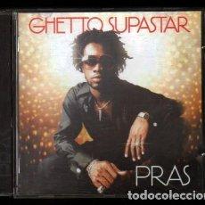 CDs de Música: GHETTO SUPASTAR. PRAS. - CD-SOLEXT-850.. Lote 96780615