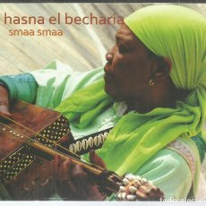 CDs de Música: HASNA EL BECHARIA - SMAA SMAA - CD LUSAFRICA 2009 NUEVO. Lote 96781291