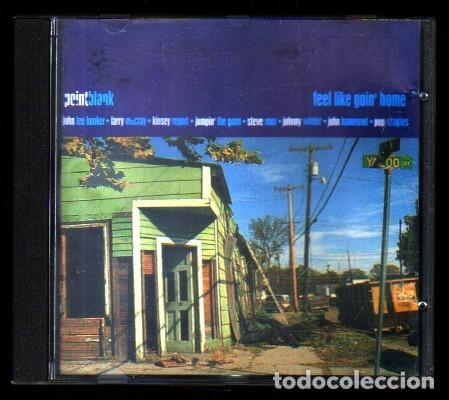 FEEL LIKE GOIN' HOME. - CD-VARIOS-1398. (Música - CD's Jazz, Blues, Soul y Gospel)