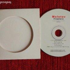 CDs de Música: MOLOTOV+ FRIJOLERO+ RARÍSIMO +REMIXES+ PROMO. Lote 96788087