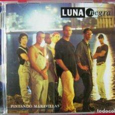 CDs de Música: LUNA NEGRA.PINTANDO MARAVILLAS...PEDIDO MINIMO 5€. Lote 96793607