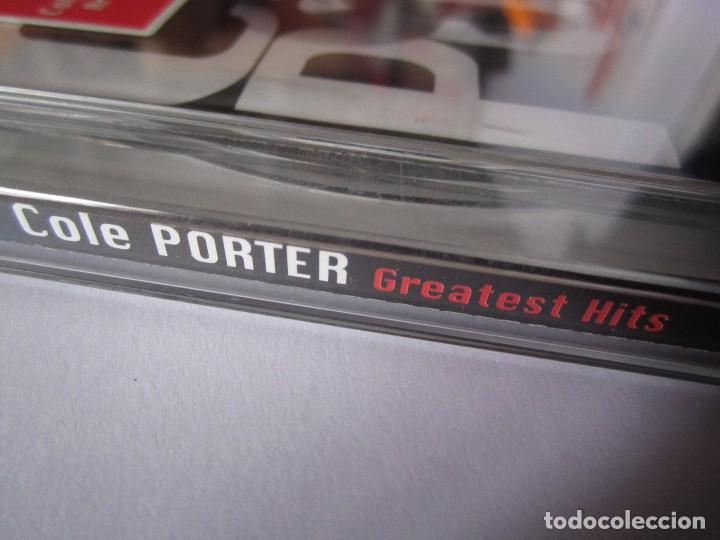 CDs de Música: cd cole porter greatest hits año 2004 versiones originales remasterizadas - Foto 2 - 96845199