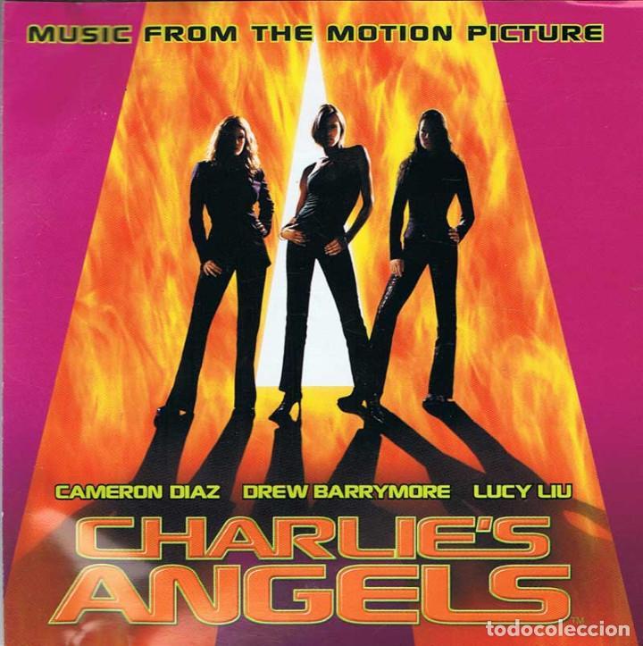 BSO CHARLIE'S ANGELS (Música - CD's Bandas Sonoras)