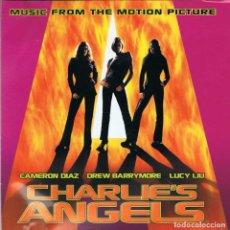 CDs de Música: BSO CHARLIE'S ANGELS. Lote 96856791