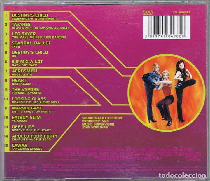 CDs de Música: BSO Charlie's Angels - Foto 2 - 96856791